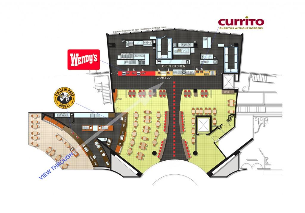 G 7C Foodcourt Plan