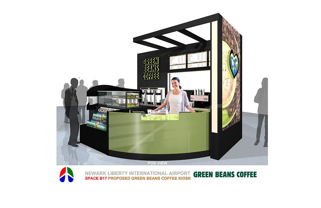 Green Beans Newwark B35 [Converted]